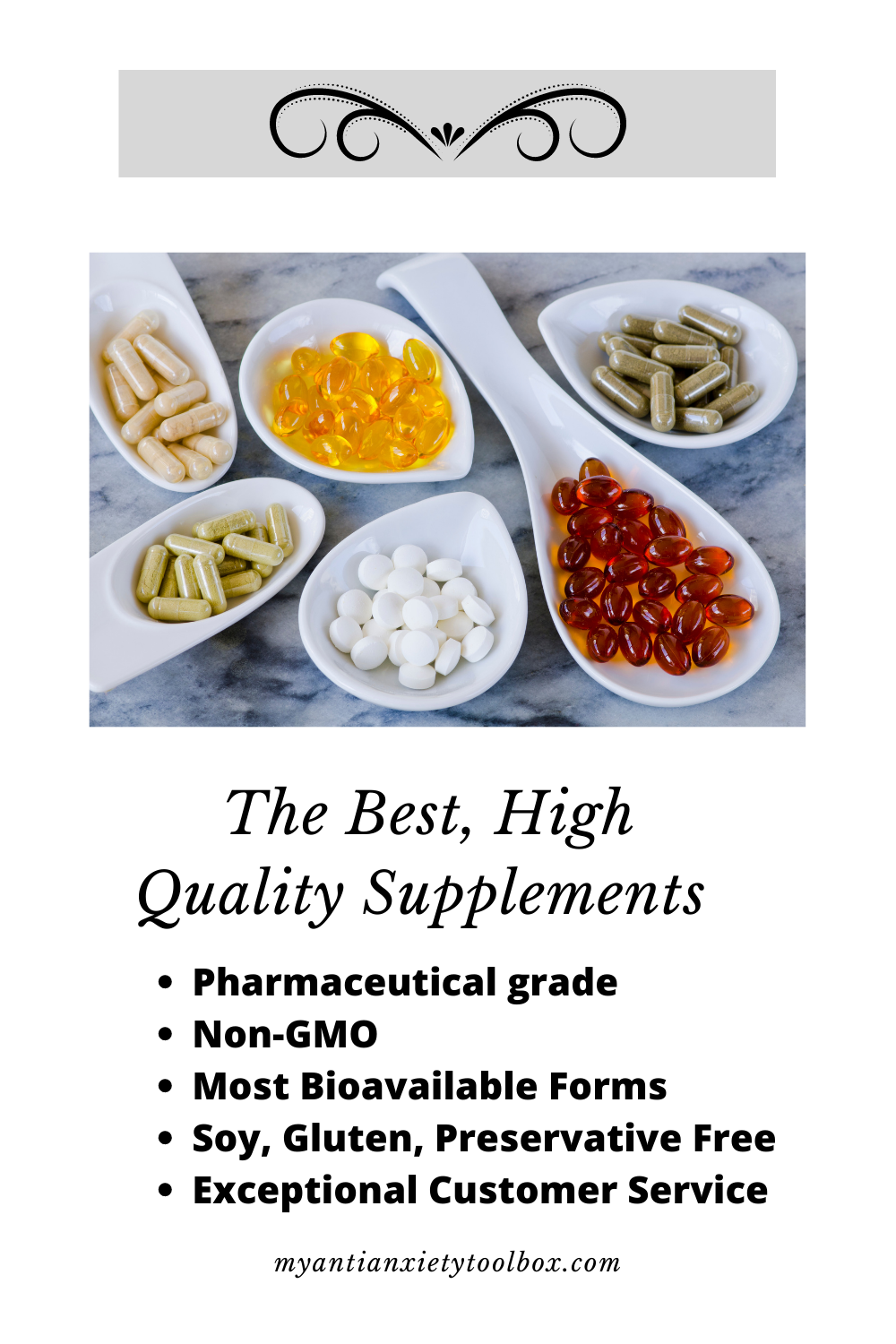 High Quality Physician Formulated Supplements. Numerous product video explanations and free e-books including recipe books and Leaky gut, SIBO, Candida, Thyroid and Autoimmune e-books. A true Wealth of Information in a beautiful, easy to navigate website! Visit now to get your free resources!